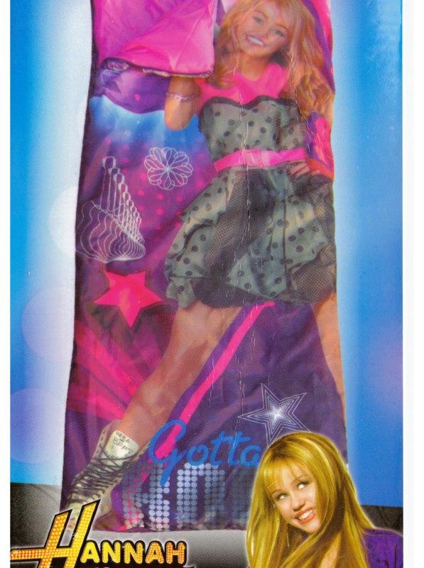 Levně Spací pytel Hannah Montana