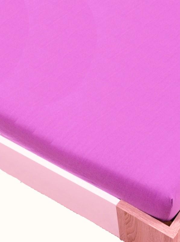 Levně Homa jersey prostěradlo růžová 60x120cm