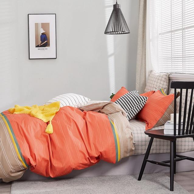 Luxusní bavlněné ložní povlečení Milano69 přikrývka 140x200cm polštář 70x90cm - 140 x 200 cm - 1 x p