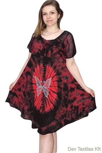 BUTTERFLY bavlněné šaty