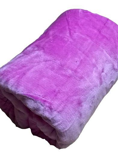 Homa deka růžová světlá