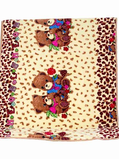 Dětská deka Homa medvídci