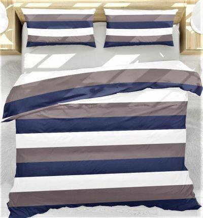 FILIP modré - 140x200cm bavlněné povlečení