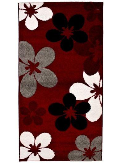 Koberec Summer Red/Red 80x150cm