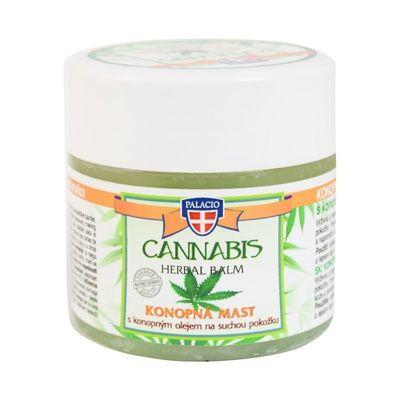 KONOPNÁ bylinná mast 120 ml
