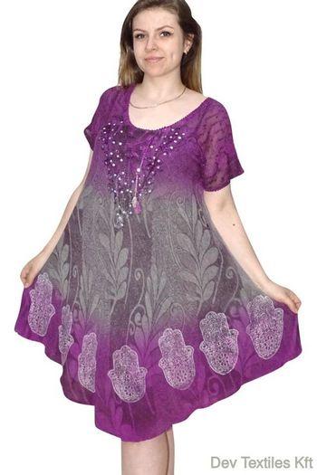 NAMASTE bavlněné šaty