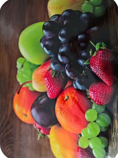Prostíraní Ovocí sada 4ks