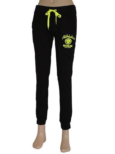 Teplákové kalhoty Athletics - černá