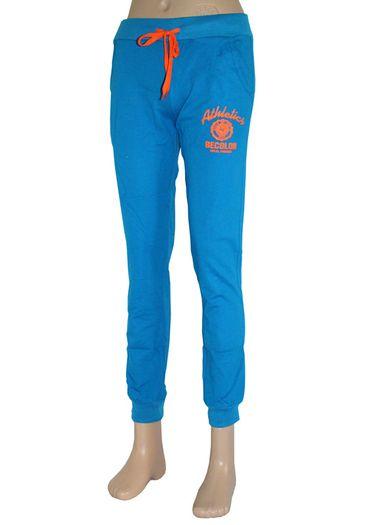 Teplákové kalhoty Athletics - modrá