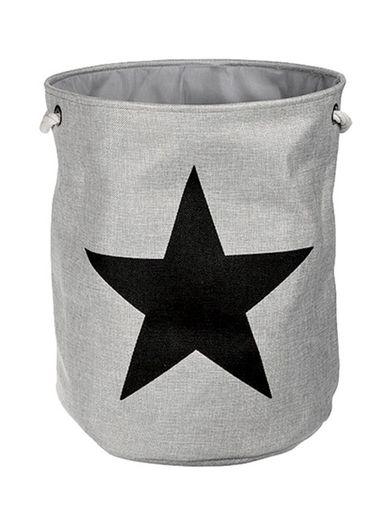 Pytel na špinavé prádlo BLACK STAR